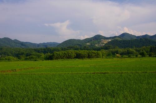 青森の自然、山